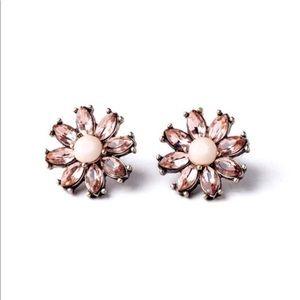 Jewelry - Flower Stud Earrings